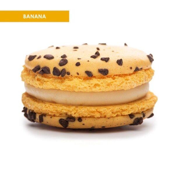 macaron-banana