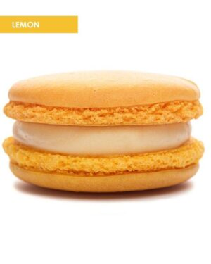 macaron-lemon